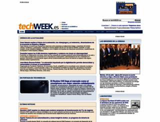 techweek.es screenshot