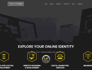 techxform.com screenshot