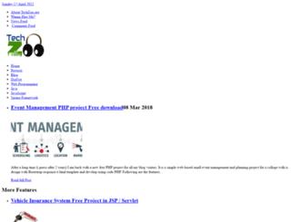 techzoo.org screenshot