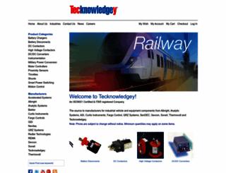 tecknowledgey.com screenshot
