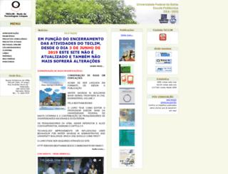 teclim.ufba.br screenshot