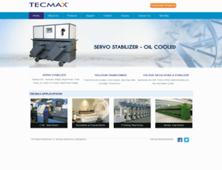 tecmax.org screenshot