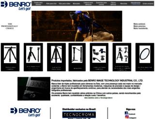 tecnocroma.com.br screenshot