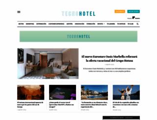 tecnohotelnews.com screenshot