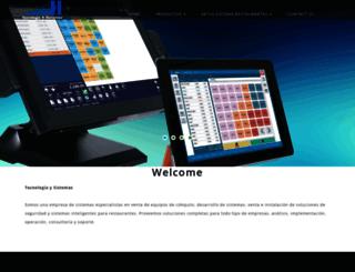 tecnologiaysistemas.com screenshot