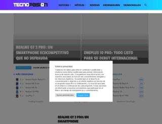 tecnopasion.com screenshot