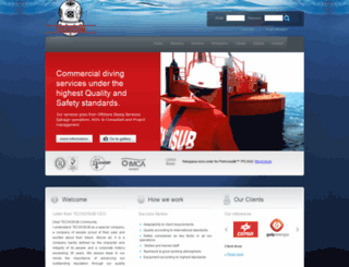 tecnosub.net screenshot