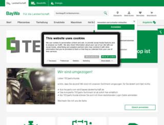 tecparts.com screenshot