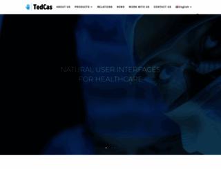 tedcas.com screenshot