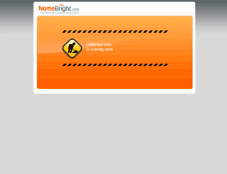 teddyday.com screenshot