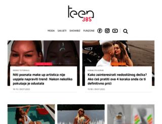 teen385.com screenshot