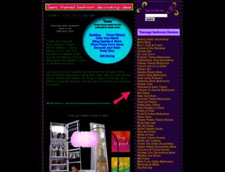 teensthemes.com screenshot