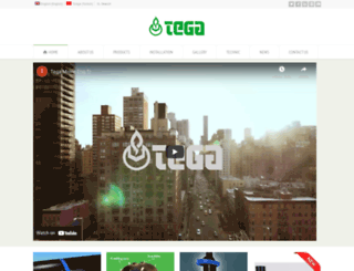 tega.com.tr screenshot