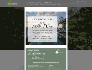 tegalsari-ubud.com screenshot