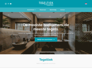 tegeltiek.nl screenshot