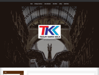 teguhkaryakaca.com screenshot