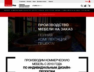 tehno-bar.ru screenshot
