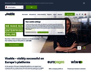 tejidos.europages.es screenshot