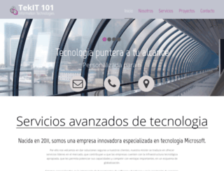 tekit101.com screenshot
