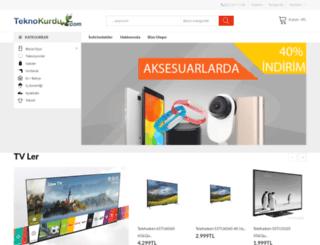 teknokurdu.com screenshot