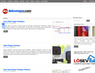 teknorapor.com screenshot
