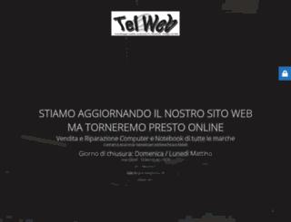 tel-web.com screenshot