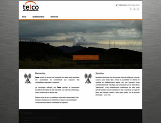 telco.cr screenshot