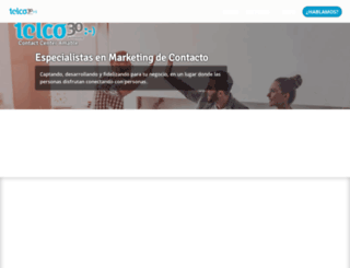 telcotelemarketing.com screenshot