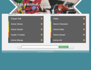 tele-anime.com screenshot
