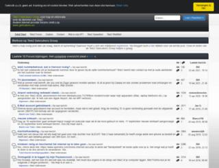 type account domein gebruiker service