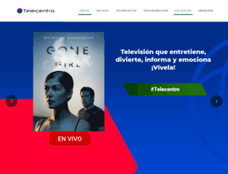 telecentro.com.do screenshot