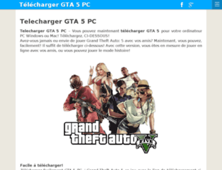 telechargergta5pc.com screenshot