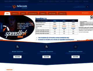 telecom.na screenshot