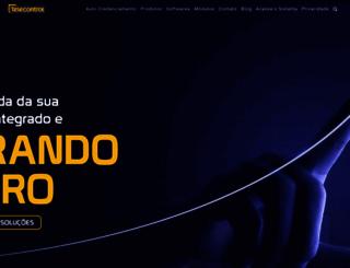 telecontrol.com.br screenshot
