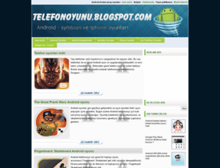 telefonoyunu.blogspot.com.tr screenshot