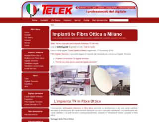 telekitalia.com screenshot
