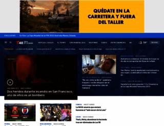 telemundoareadelabahia.com screenshot