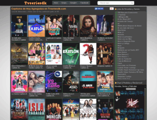telenovelasdk.com screenshot
