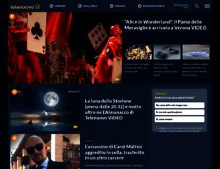 telenuovo.it screenshot