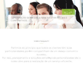 telequality.com.br screenshot