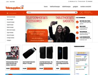 telesupplies.nl screenshot