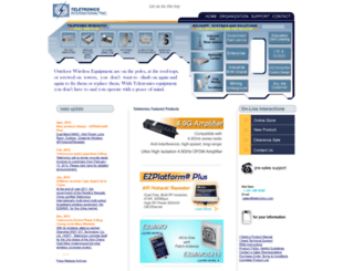 teletronics.com screenshot