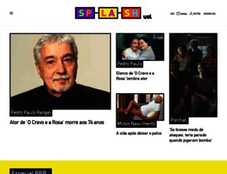 televisao.uol.com.br screenshot