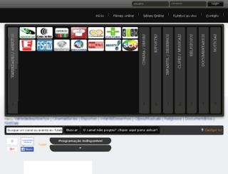 televisaoaovivo.com screenshot