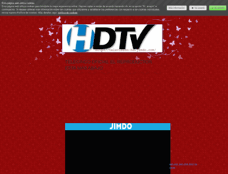 television-hd.jimdo.com screenshot