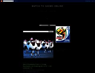 televission.blogspot.co.il screenshot