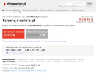telewizja-online.pl screenshot