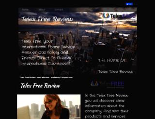 telexfreereview.webstarts.com screenshot