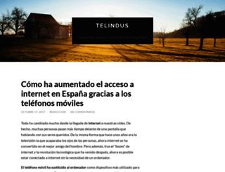 telindus.es screenshot
