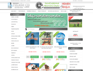 telkinmp3.com screenshot